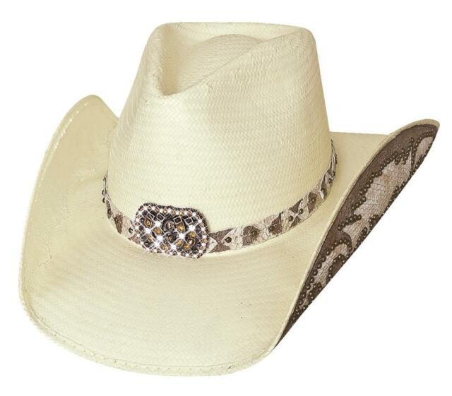 Bullhide Hats 2645 Sassy Cowgirl Collection Shut Up And Ride Natural Cowboy Hat