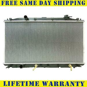 2Row Aluminum Radiator For 2009-2014 Acura TSX 2010 2011 2012 2013 2.4L 3.5L+Fan