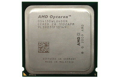 OS4170OFU6DGO Socket C32 Lisbon CPU 50W AMD 2.1GHz 6-Core Opteron 4170 HE