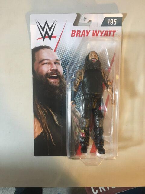 BRAY WYATT THE FIEND WWE Mattel Basic Series 95 Wrestling Action Figure NEW