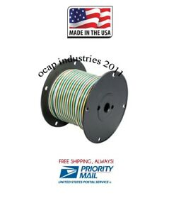 Details About Trailer Light Cable Wiring Harness 16 Gauge 4 Conductor Bonded Parallel 100 Feet