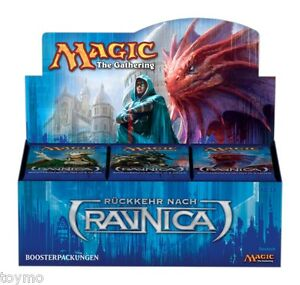 Magic-MTG-Return-to-Ravnica-RTR-BLOCK-Sealed-Booster-Box-Case-Pack-The-Gathering