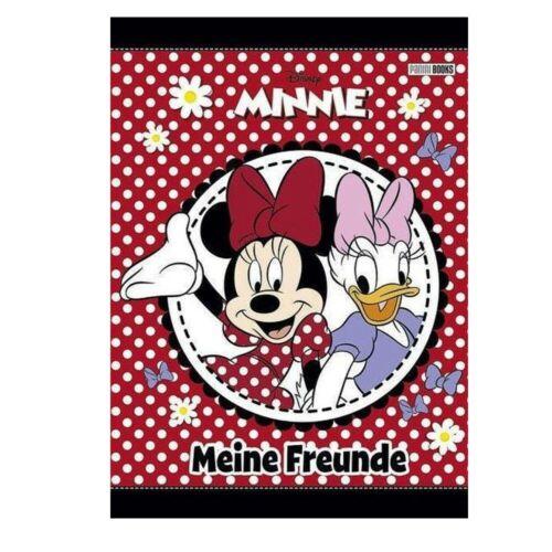 FreundebuchMinnie MausBuchMeine FreundePoesiealbum