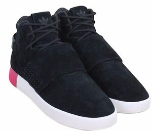huge selection of 75c96 52757 Details about ADIDAS TUBULAR INVADER STRAP W WOMEN BLACK B39365 **STORE  DISPLAY** see pictures