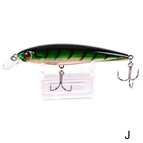Fishing Lure 11 cm//13.5g Fish Crankbait Bait Fishing Accessories L5Q3
