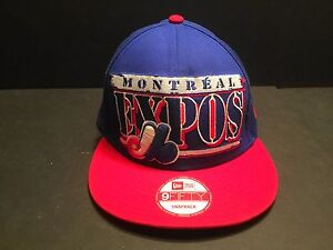 adb11481161 Image is loading Montreal-Expos-New-Era-9Fifty-Cooperstown-Collection-MLB-
