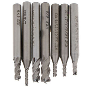 Solid-Carbide-Straight-Shank-4-Flute-Milling-Cutter-Drill-Bit-Kit-Power-Tool-JL