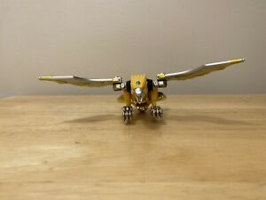 Power Rangers Wild Force Yellow DX GAO Eagle Zord Bandai MMPR