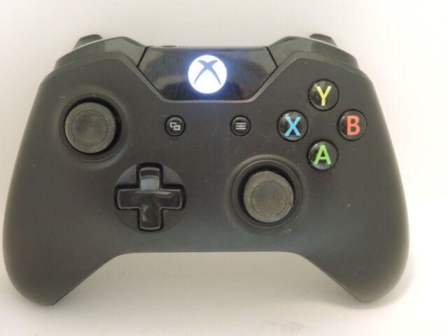 Microsoft XBOX ONE Wireless Controller Model 1537 - Black