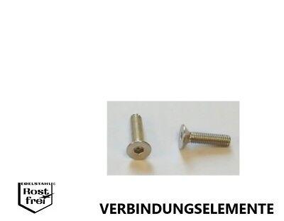 V2A mit Außengewinde 25 Stück Schweißbolzen DIN 32501//3 Edelstahl A2 M3X25