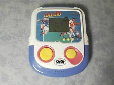GIG ELECTRONIC CALCIO - GAME & WATCH HANDHELD CONSOLE GAME LCD SCREEN