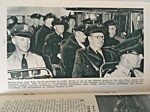 Bus Tours Seattle Wa 1939 1940 Guide Baseball Schedule