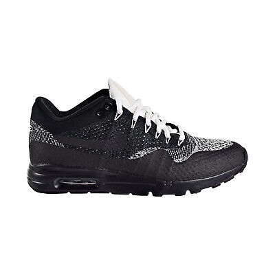 Nike Air Max 1 Ultra Flyknit Womens Shoes Black Anthracite White 859517 001