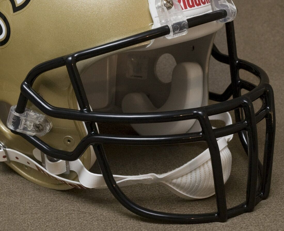 Schutt OPO-DW Football Helmet Facemask KELLY GREEN (or ANY color of YOUR CHOICE)