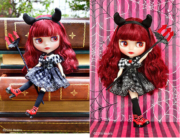 TAKARA NUOVO 12  NEO CWC esclusivo Blythe Doll devi Delacour