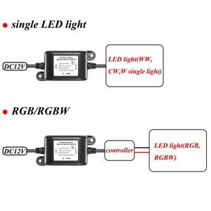 Image Is Loading 12 24v Waterproof Microwave Radar Motion Sensor Switch