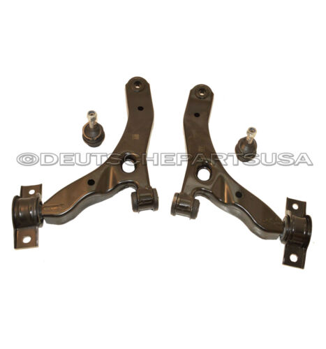 Front Control Arm Arms Ball Joint Joints for Ford Transit SUSPENSION L+R SET 4