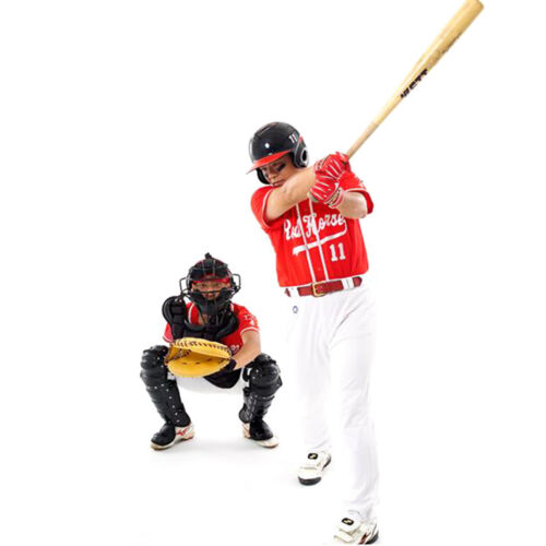 """32/"""" Heavy Duty Wooden Baseball Rounders with or without Softball Bat size"""
