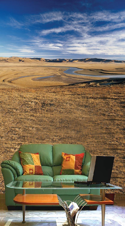 3D Desolate Land 2188 Fototapeten Wandbild Fototapete BildTapete Familie DE