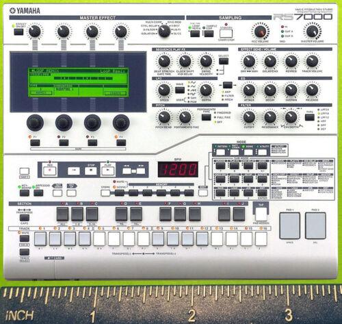 Yamaha DX 200 RX RM QX 1 3 7 8  AN 200 synth RS 7000 RY30 QY 700 fridge magnet