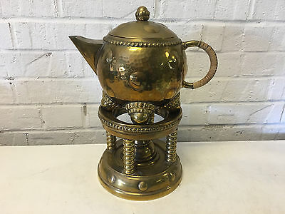 High Quality And Low Overhead Heißwasser Topf W Vintage Likely Europäischer Hammered Metall Teekanne