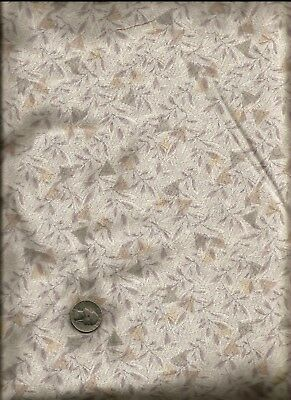 CUMBERLAND IN TAN BY FONS AND PORTER FOR BENARTEX COTTON FABRIC