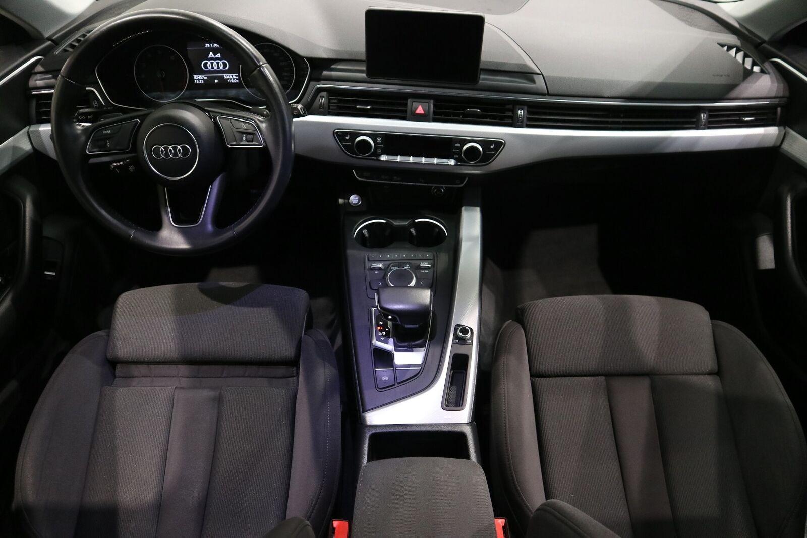 Audi A4 2,0 TFSi 190 Sport Avant S-tr. - billede 16