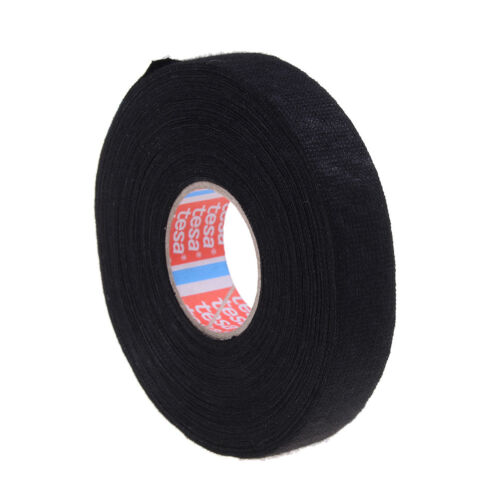 Tesa tape 51608 adhesive cloth fabric wiring loom harness 25m x 19mm H/&P