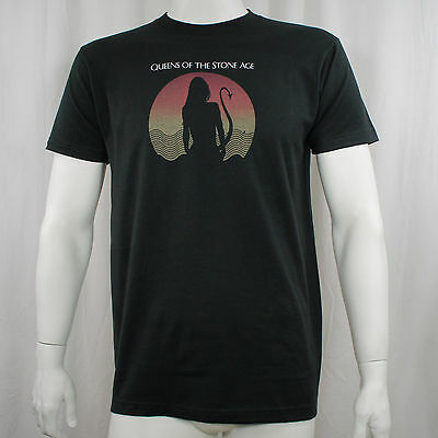 Authentic QUEENS OF THE STONE AGE Succubus Slim-Fit T-Shirt S M L XL 2XL NEW