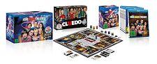 The Big Bang Theory - Staffel 1 bis 8 Blu-Ray Box inkl. Cluedo NEU