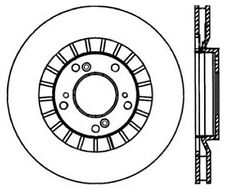 Disc Brake Rotor-High Performance Slotted Centric fits 00-08 Honda S2000