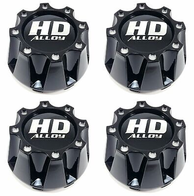 STI HD3 CENTER CAPS FITS ALL STI HD3 ATV WHEELS 4-110mm BOLT PATTERN SET 4