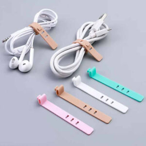 4x-cable-winder-silicone-cable-organizers-wire-wrapped-cord-line-storage-hoQ6Q