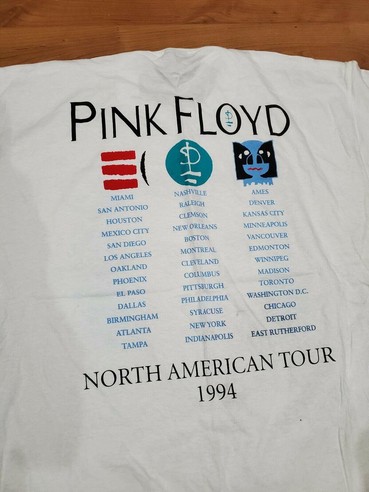 1994 Pink Floyd The Division Bell Vintage Origina… - image 5