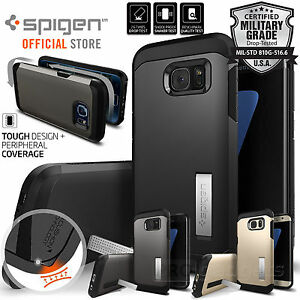 Galaxy-S7-S7-Edge-Case-Genuine-SPIGEN-HEAVY-DUTY-TOUGH-ARMOR-Cover-for-Samsung