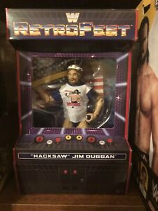 Hacksaw-Jim-Duggan-WWE-Wrestling-RetroFest-Action-Figure-Gamestop-Mattel-Elite