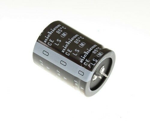 3x 2200uF 200V DC Snap In Mount Electrolytic Capacitor 200 Volts 2200mfd 200VDC
