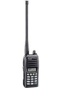 515d4d295df Icom IC-A14 VHF Airband Transceiver - Aviation Handheld Radio - A14 ...