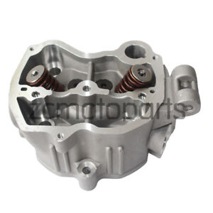 Details about 250cc Engine Cylinder Head Assy ZongShen CG250 Water Cooled  Dirt Bike ATV Quad