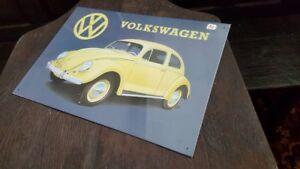 VOLKSWAGEN-Placa-metalica-litografiada-ANUNCIO-publicidad-40-x-28-cm-replica