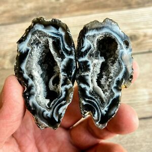 Extra-Quality-Quartz-Occo-Geode-Split-Cloud-Geode-Mineral-Crystal-Stone-Rock