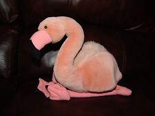 "K&M International Pink Flamingo Plush Doll 12"""