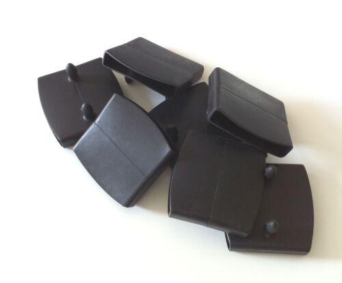 54mm-57mm Large Remplacement lit Slat détenteurs Plastique Centre Caps Choix de Quantité