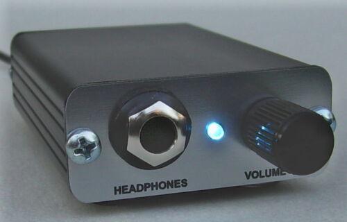 OPA2134 amp Desktop HiFi CMoy headphone Amplifier