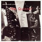 Jazz at Massey Hall by Dizzy Gillespie/Bud Powell/Max Roach/The Quintet/Charles Mingus/Charlie Parker (Sax) (CD, Apr-1989, Original Jazz Classics)