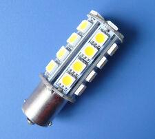 10x BA15S 1141 1156 LED bulb 400LM AC/DC12~24V 30-5050 SMD LED Light, Warm White