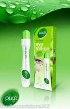 NEW! Pure Cucumber And Caffeine Eye Roll-On For Under-Eye Bags 15 ml
