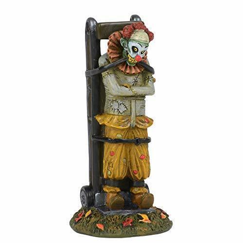 Department56 Snow Village Accessories Halloween Jokes Over Figurine