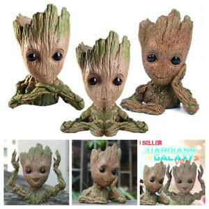 Guardians-of-The-Galaxy-Vol-2-Baby-Groot-Figure-Flowerpot-Art-Jouet-cadeau-FR