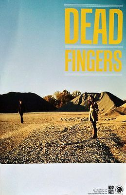 Art Posters n3 Dead Fingers Promo Poster